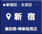 新宿・飯田橋・神楽坂 周辺のマンスリーマンション