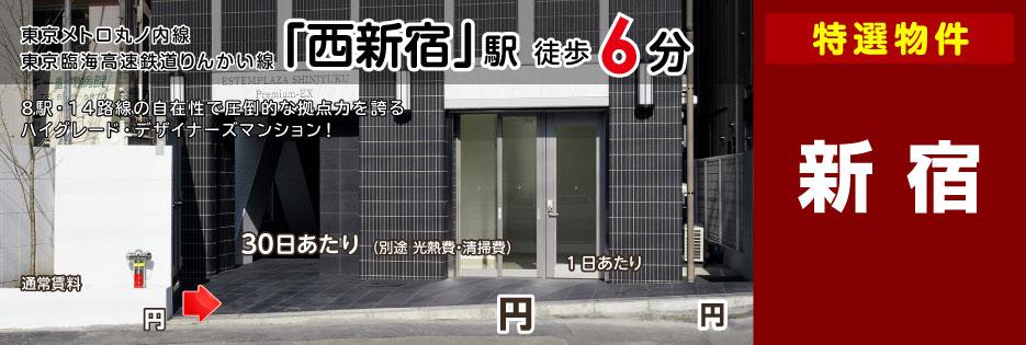 エステムプラザ新宿 Premium-EX
